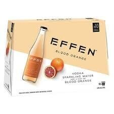 Effen Blood Orange 10pk Btls