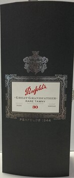 PENFOLD GREAT GRANDFATHER PORT
