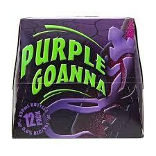 Purple Goanna 12pk Btls
