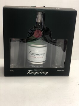 TANQUERAY GIFT PACK 750ML
