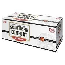 Southern Comfort 10pk Cans
