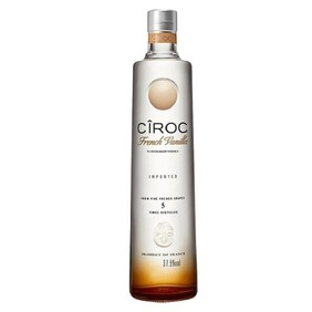 Ciroc French Vanilla Vodka 750ml