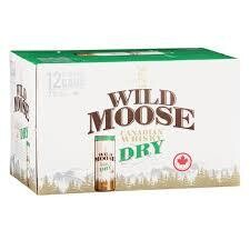Wild Moose 12 Pk Cans