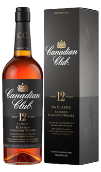 Canadian Club 12 Yo