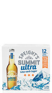 Speight's Summit Ultra 12 Pk