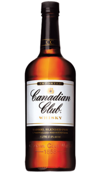Canadian Club 1 Ltr