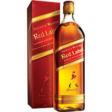 J/w Red Label 1 Ltr