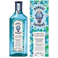 Bombay Sapphire English Estate (limited Edition)