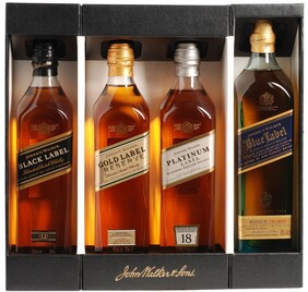 Johnnie Walker The Collection  Gift Set 200ml