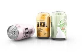 Glacial Hard Seltzer Lime