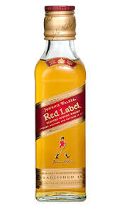 J/w Red Label 200 Ml