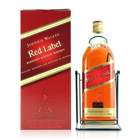 J/w Red Label 4.5 Ltr