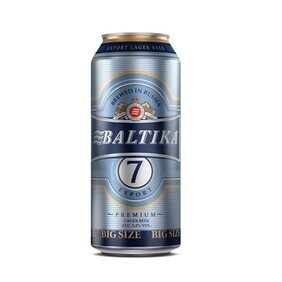 Baltika No 7 Cans
