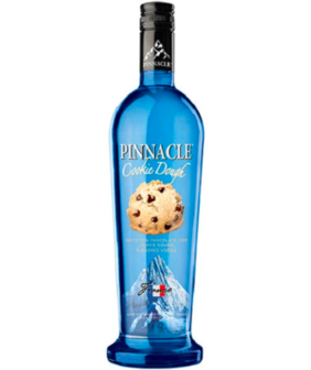 Pinnacle Cookie Dough Vodka 750 ML