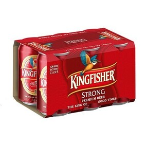 Kingfisher 6pk cans