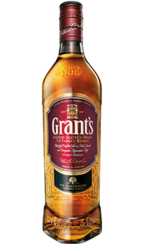 GRANTS SCOTCH WHISKY 1000 ML