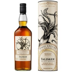 TALISKER SELECT RESERVE GAME OF THRONES LIMITED EDITION SCOTCH WHISKY 700ML