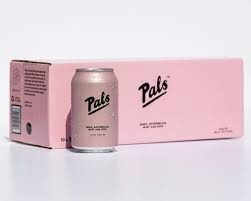 PALS 10 PK CANS WATERMELON &SODA